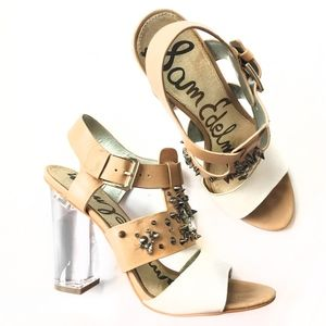 Sam Edelman 'Yara' Studded Sandals Size 9